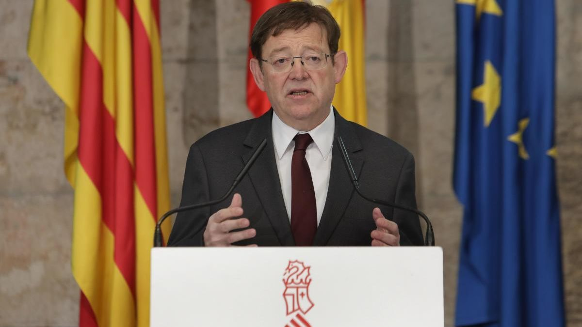 Ximo Puig reclama que las comunidades autónomas participen en los nuevos pactos de la Moncloa