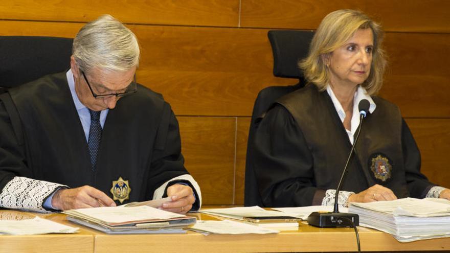 La Fiscalía acuerda pedir al secretario judicial del caso Sala que explique dónde está el primer veredicto