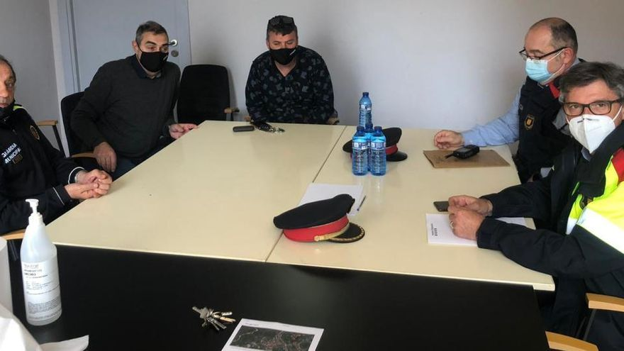 Augmenta la vigilància policial a Monistrol per frenar l'increment d'aldarulls i baralles al municipi