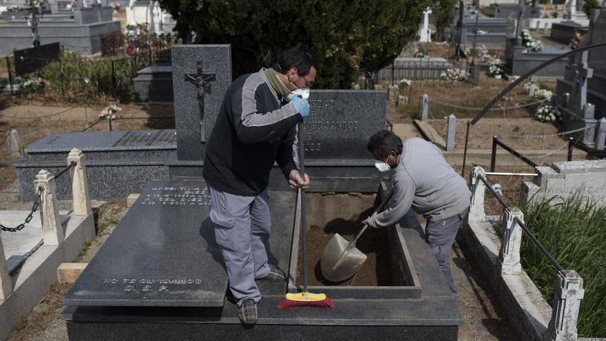 La mortalidad desciende un 22% en Zamora desde los máximos de la primera ola