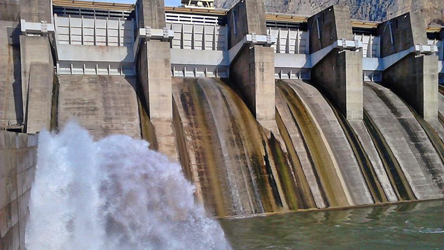 El caudal del río Guadalhorce crecerá entre un 25 y un 50%