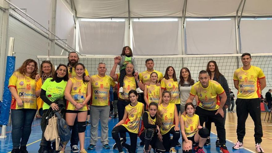 El colegio Joan XXIII del Grau hace historia con su tercer puesto en la Copa de España