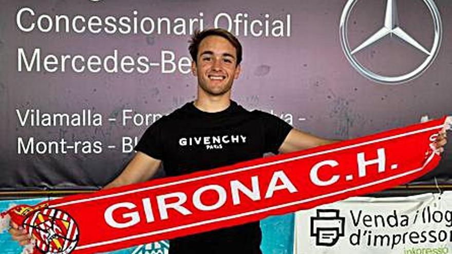 El portuguès Miguel Fortunato fitxa pel Garatge Plana Girona