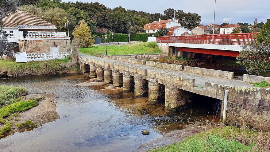 El caudal de los ríos Lagares y Verdugo, lejos de sus límites