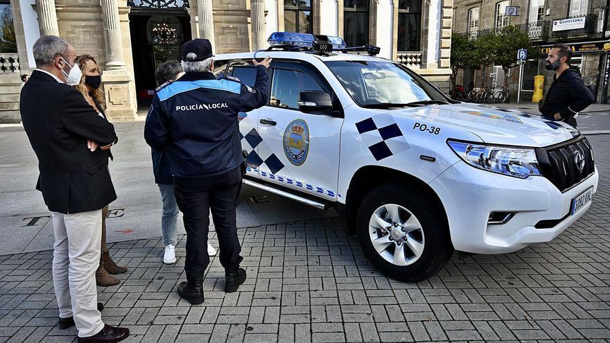 """El nuevo sistema """"multamóvil"""" vuelve a las calles con dos cámaras portátiles y sin coche específico"""