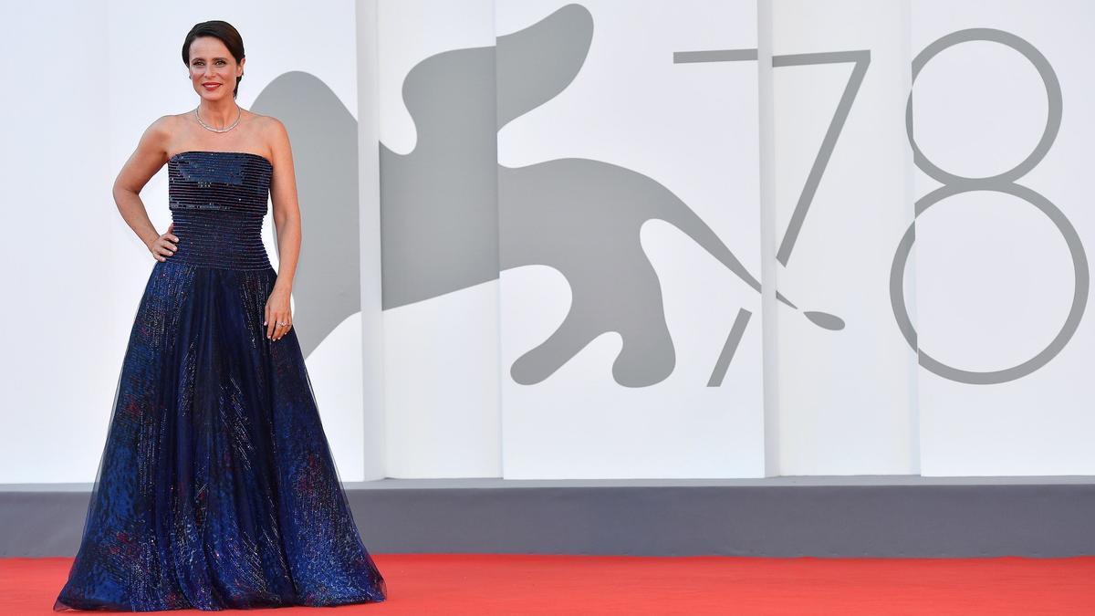 La actriz española Aitana Sanchez Gijón.