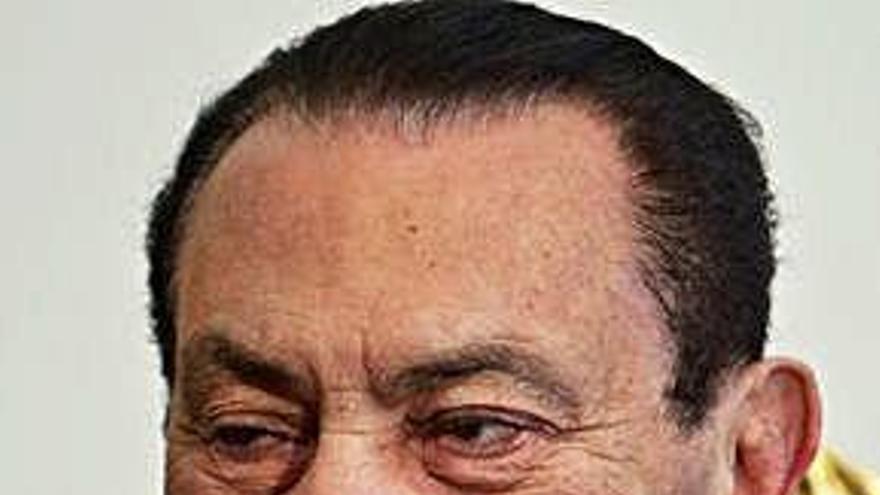 Mor als 91 anys d'edat l'expresident d'Egipte Hosni Mubarak