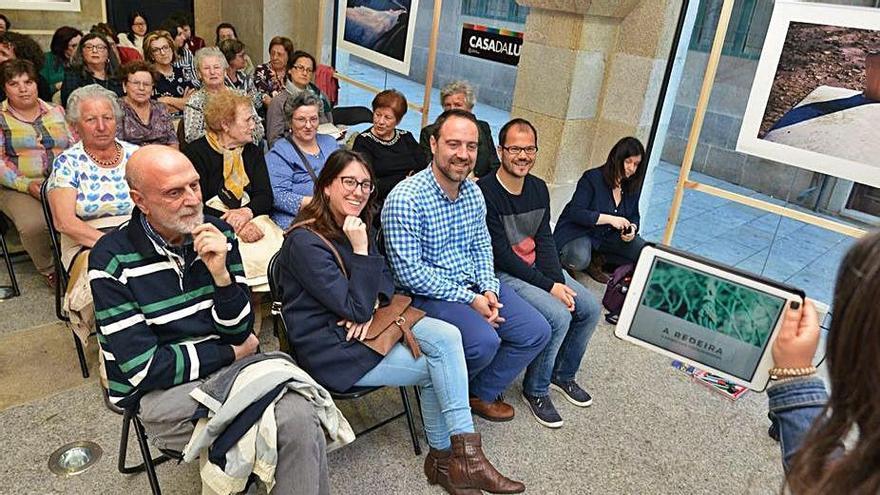 """El plan """"Redeira PO2"""" nace para poner en contacto a personas y sus proyectos"""