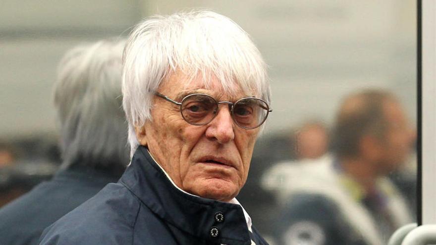 La Fórmula 1 destituye a Ecclestone 40 años después