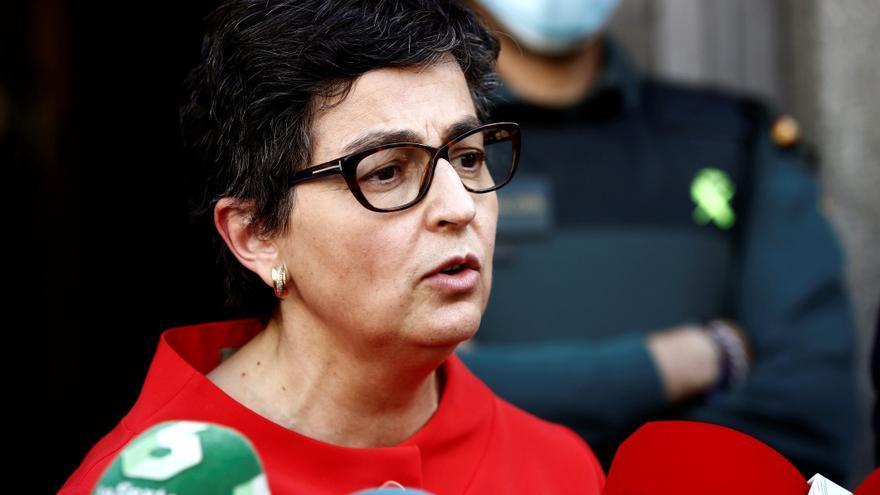 """Laya defiende el compromiso humanitario con el líder del Polisario: """"España no lo entendió como una agresión"""""""