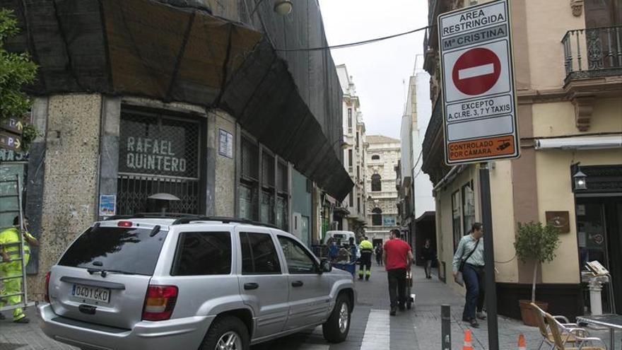 Los vecinos del centro optan por dejar el tráfico como está con leves cambios