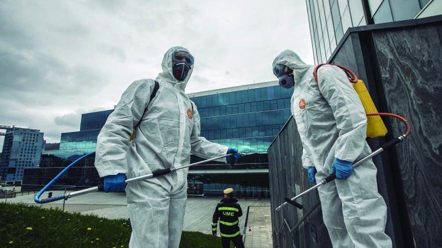 Gestionar el miedo: la pandemia vivida desde el cuartel general de la sanidad