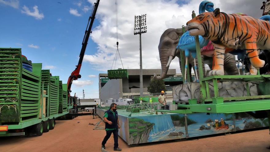 El parque de atracciones de El Arenal tendrá 5 entradas para el público