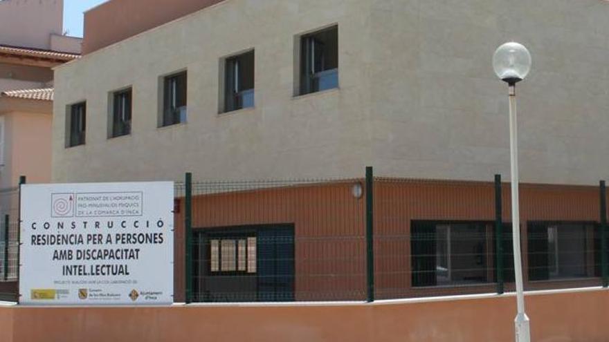 Ingresan en el hospital a un usuario de la residencia de Inca intervenida por el Govern