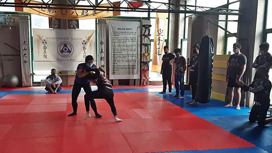 El Club Loita do Morrazo dará clases gratis a niños