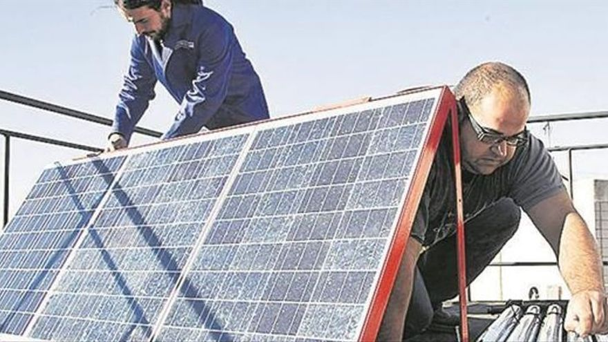 Almassora y Ascer valoran bonificaciones a empresas sostenibles