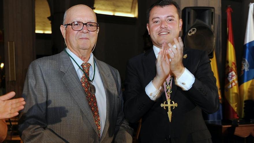 Fallece Antonio Ríos González, Medalla de Plata de la Real Ciudad de Gáldar