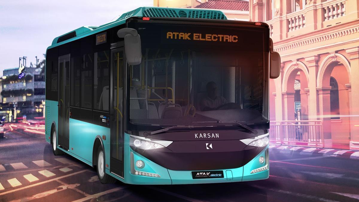 Completado con éxito el primer viaje de autobús 100% eléctrico de Barcelona a Madrid