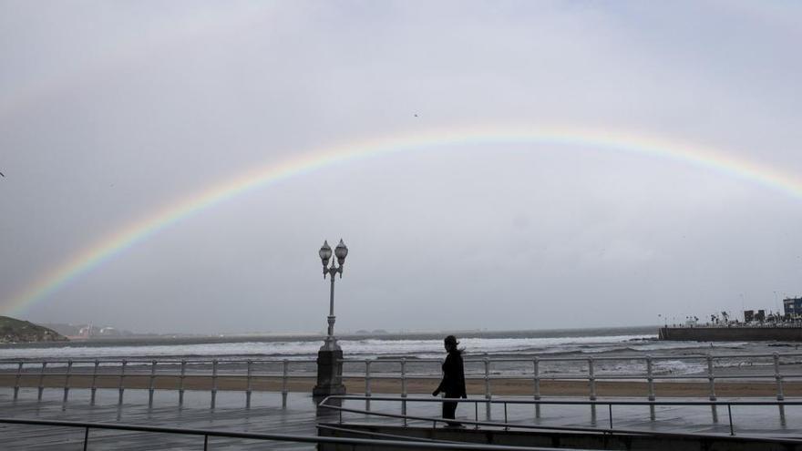 ¿Domingo de lluvia en Asturias? Esta es la previsión del tiempo para mañana