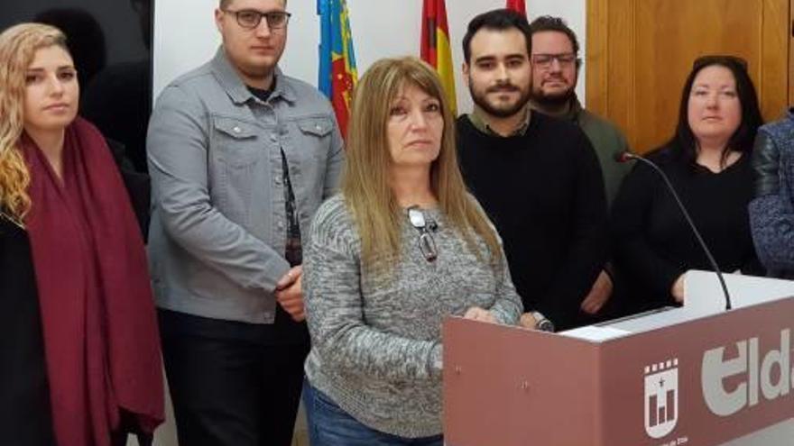 Víctor Alarcón dimite como concejal de Sí Se puede Elda y da paso a Mónica Hernández