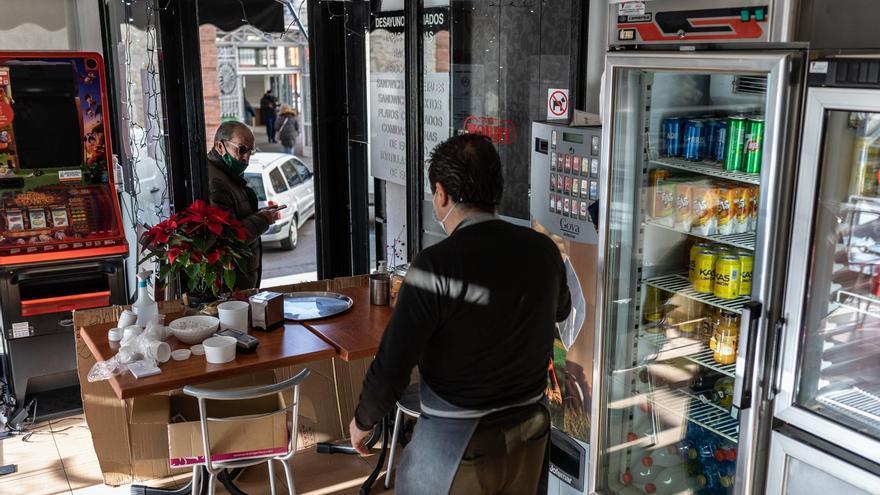 Zamora conoce este lunes el listado de localidades donde se cerrará el interior de los bares