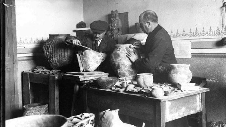Solsona, Cardona i Bagà se sumen a l'homenatge a l'arqueòleg Joan Serra i Vilaró
