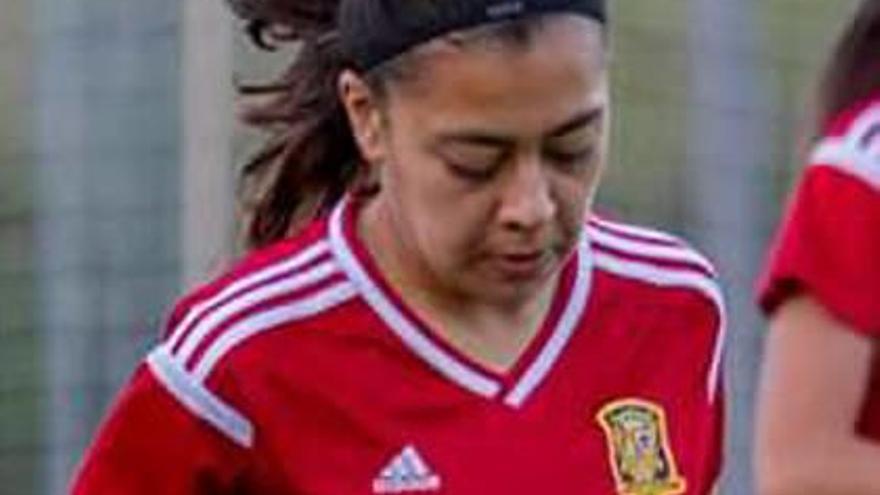 Paula Fernández comença la preparació per al Mundial sub-20 de França
