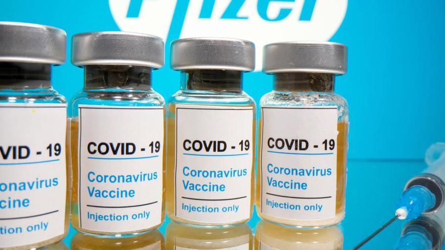 Estats Units aprova la vacuna de Pfizer i l'administrarà dilluns