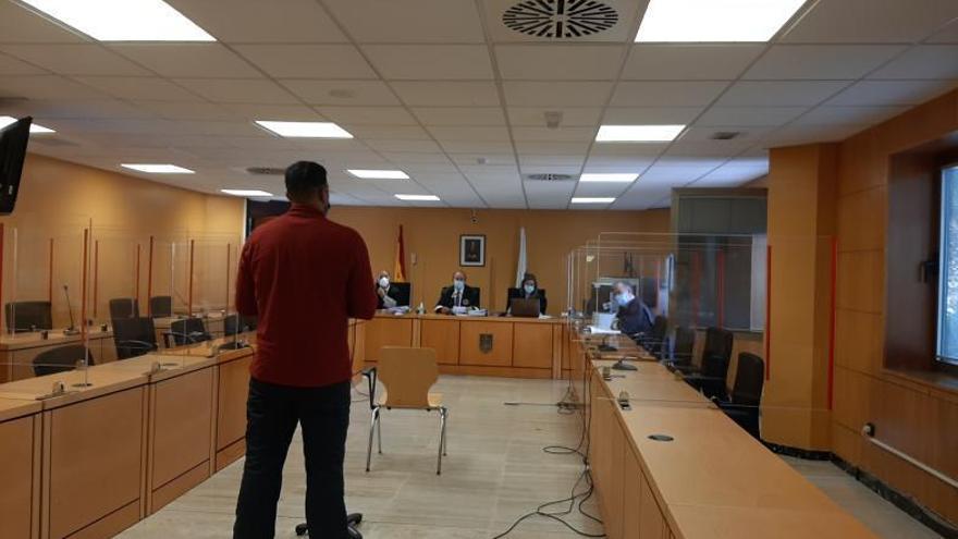 El acusado de intento de homicidio en  El Fraile niega que atacara a la víctima