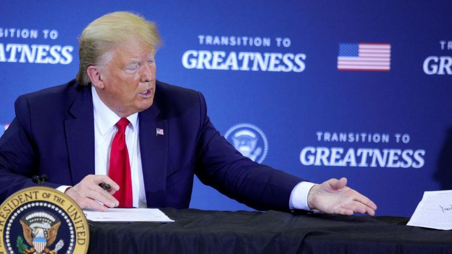 Trump retira la Guardia Nacional de Washington
