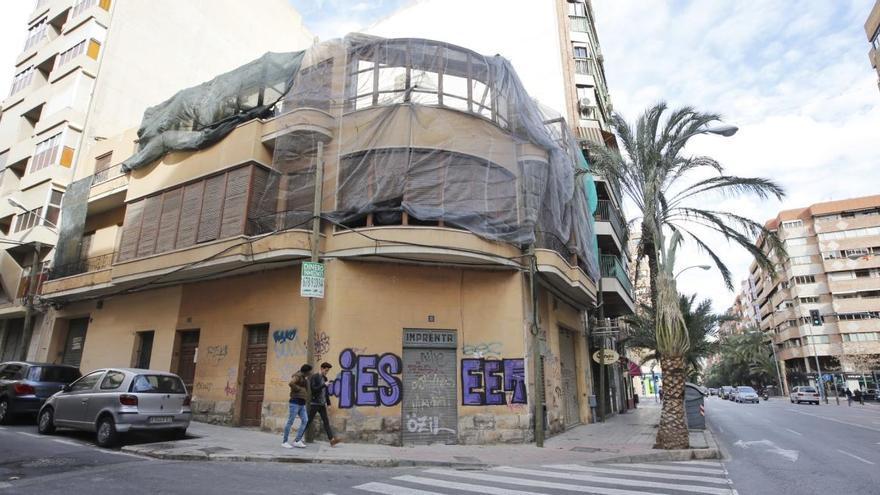 El Catálogo de Protecciones de Alicante incorpora 90 nuevas fichas de edificios