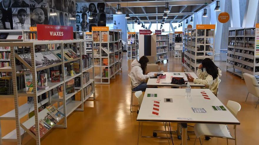 A Coruña celebra el Día de las Bibliotecas
