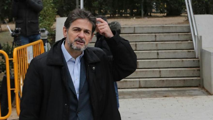 La Fiscalía recurre el régimen abierto de Oriol Pujol