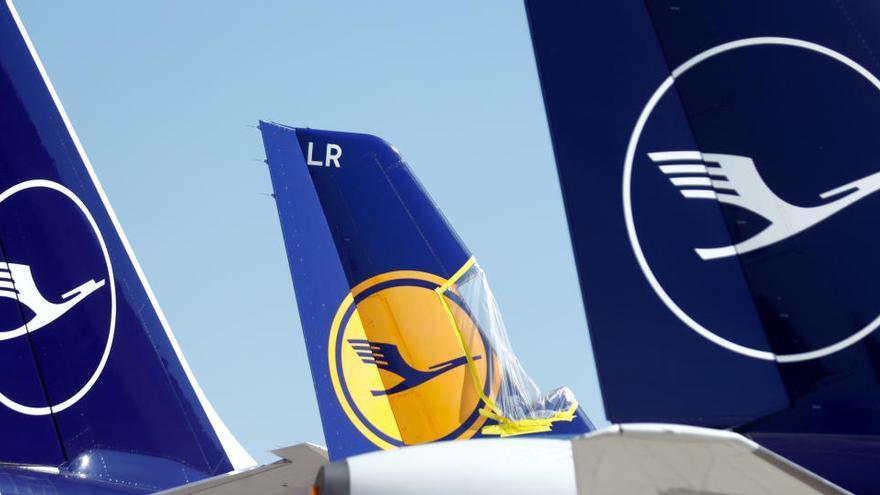 Lufthansa recibirá 9.000 millones en ayudas y el Estado entrará en su capital
