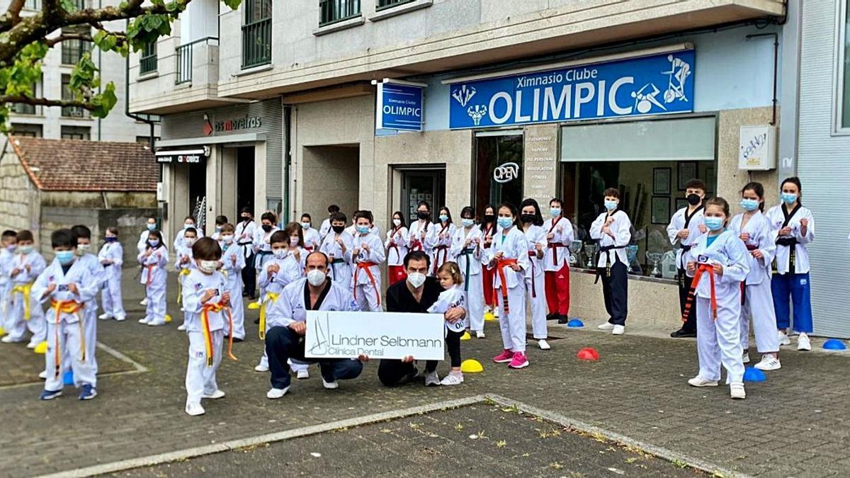 El Club Olimpic da un paso adelante en su sostenibilidad | FDV