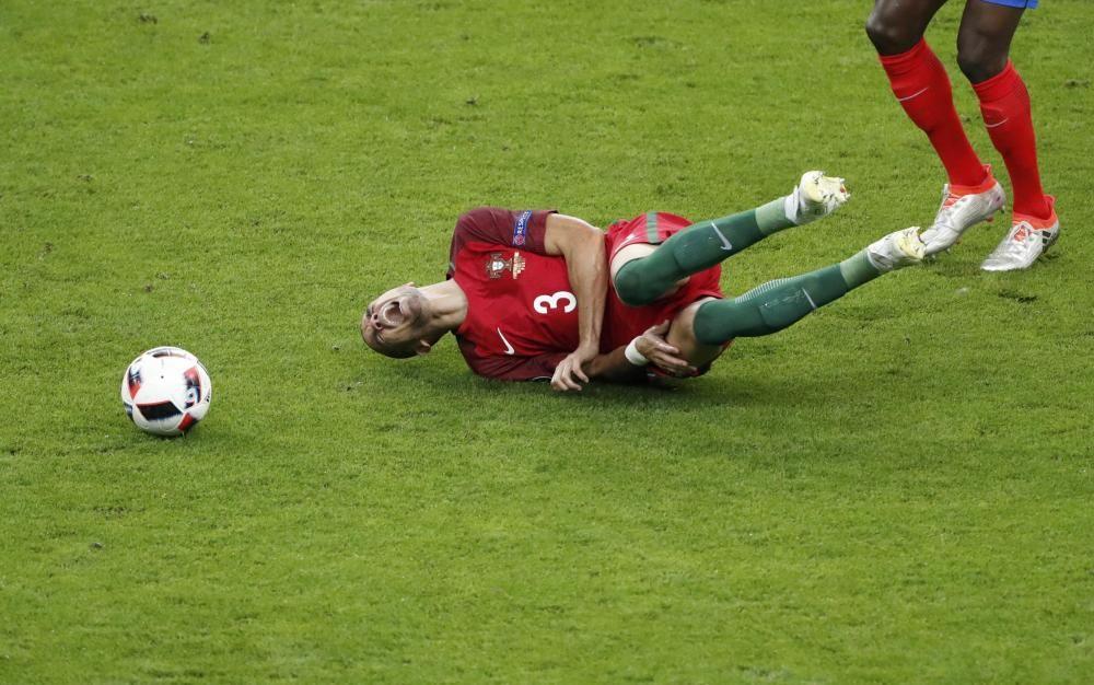 Portugal-Francia, final de la Eurocopa 2016