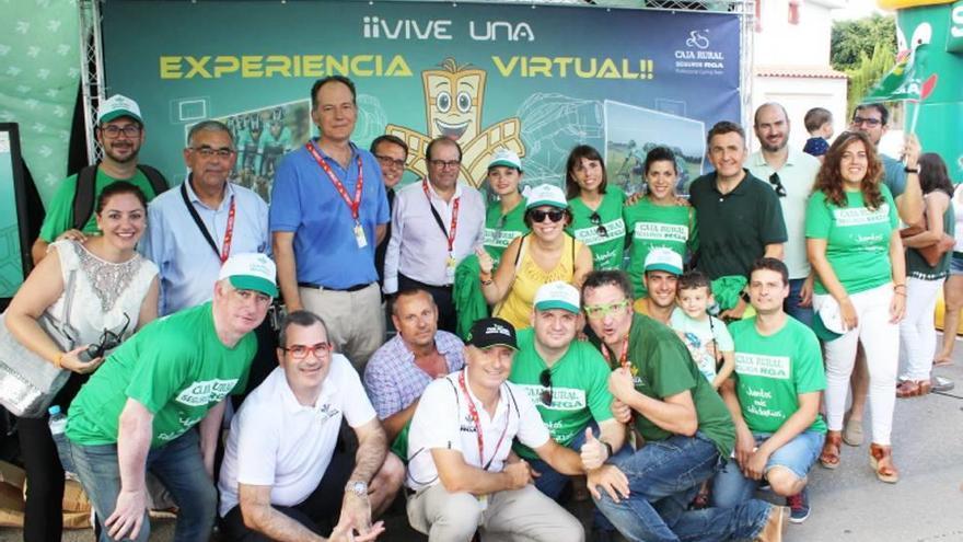 Caja Rural y RGA recaudan 1.740 euros para Aidemar en San Javier