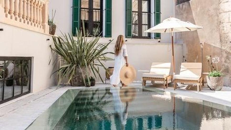 Auch einen Pool gibt es in dem neuen Hotel.