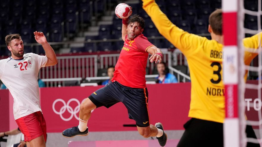 Balonmano | Brasil - España, en directo