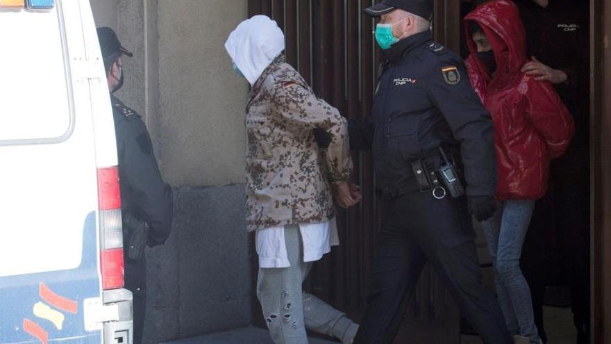 La jueza deja en libertad a Amargo en contra del criterio del fiscal