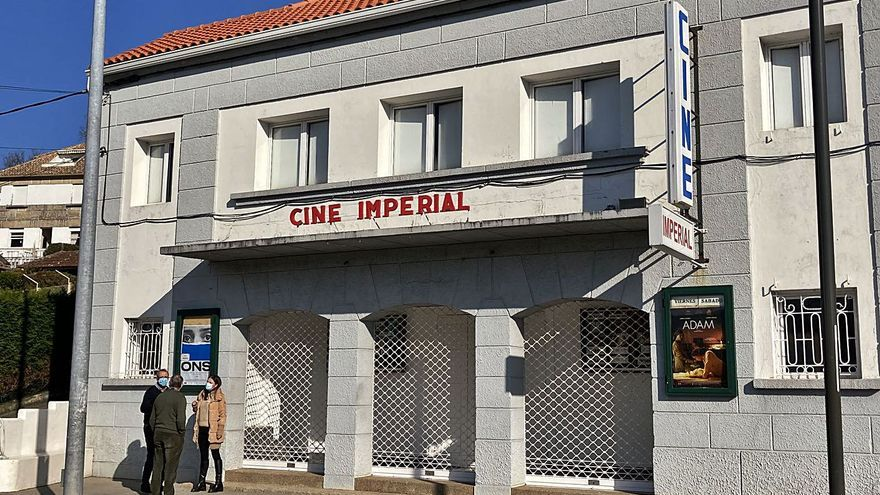 Premio a la resistencia del cine Imperial