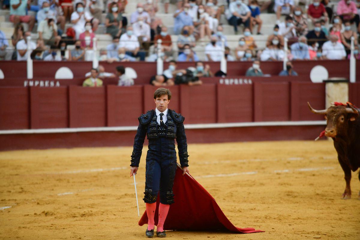 Las imágenes de la novillada en La Malagueta de la Feria taurina de Málaga de 2021.