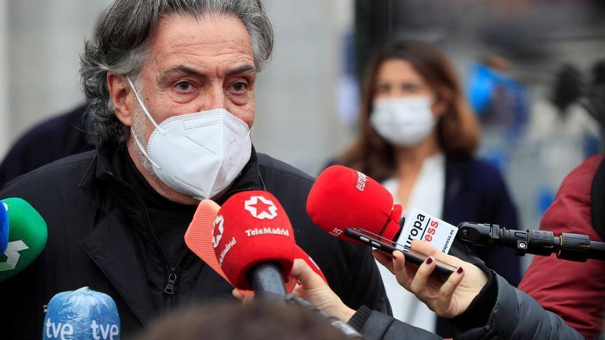 Dimite como portavoz en Madrid Pepu Hernández, la apuesta de Sánchez para las municipales de 2019