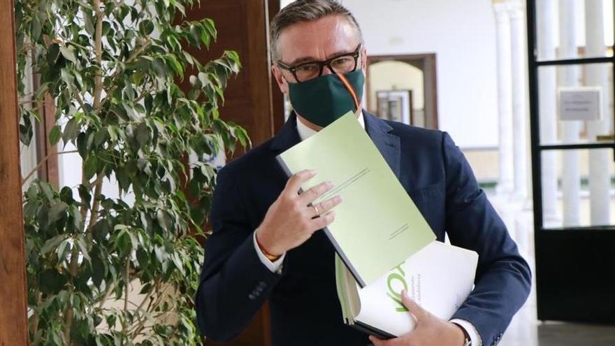 La reconstrucción en Andalucía se escribe con el sello de Vox