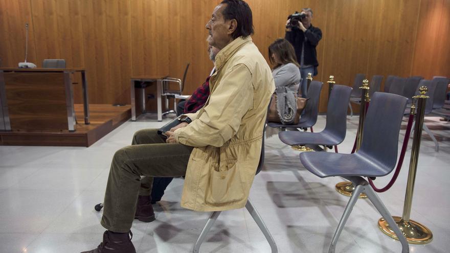 Conceden la libertad condicional a Julián Muñoz por su estado de salud