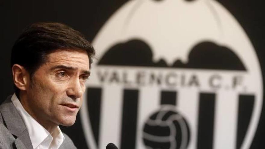Marcelino García Toral: «Firmo ahora que suban Elche y Sporting»