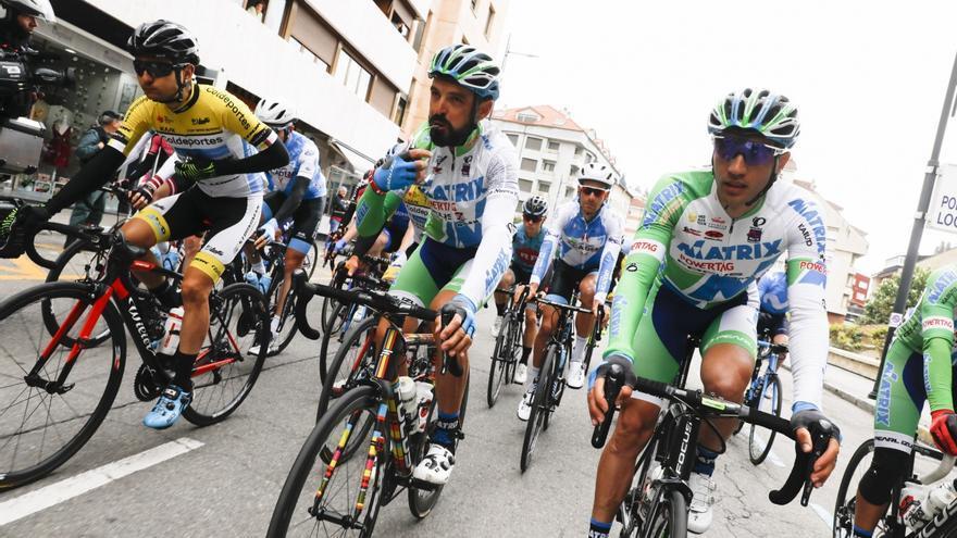 Estos son los cortes de tráfico que registrará Oviedo a partir del viernes por la celebración de la Vuelta Ciclista a Asturias