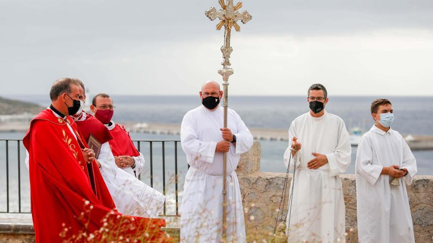 Sant Ciriac les da alaaas...