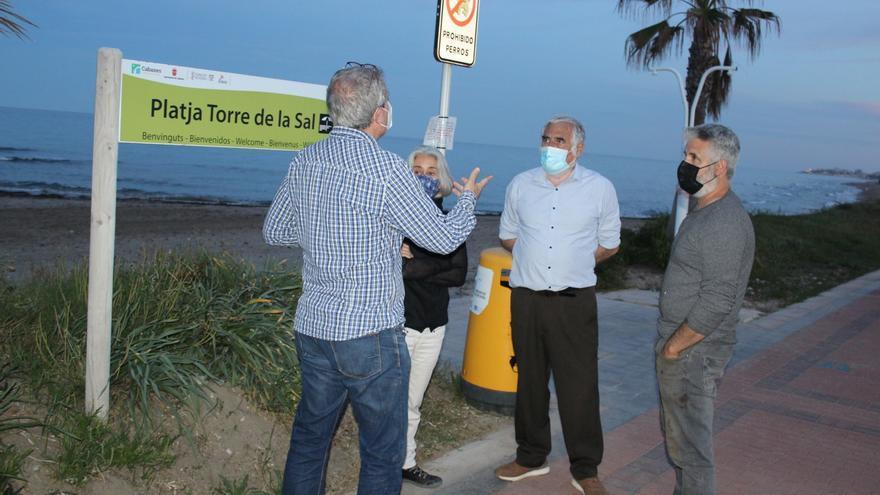 Costas se reafirma en su plan de derribar el poblado de Torre la Sal