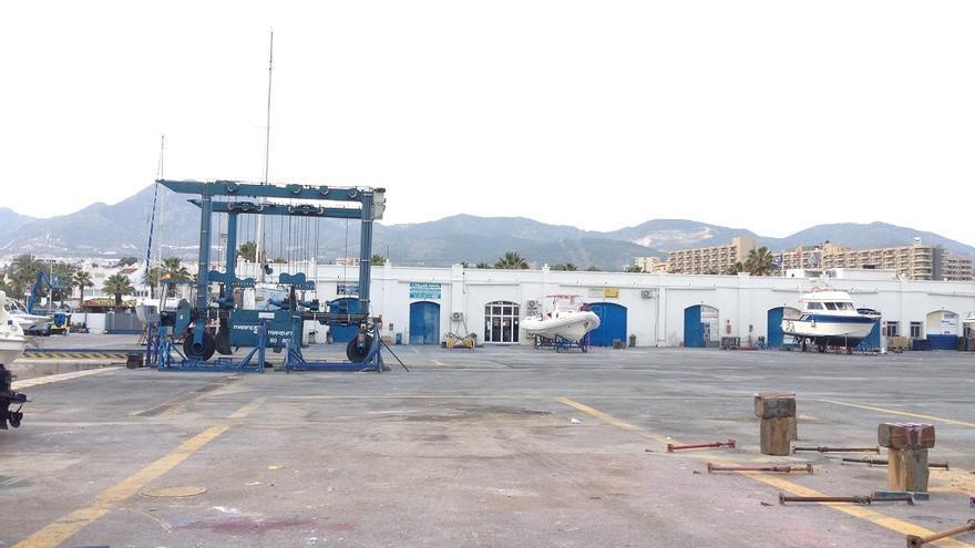 Benalmádena se compromete a invertir 4,4 millones de euros para renovar la concesión del puerto deportivo